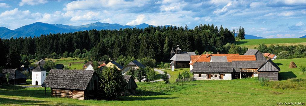 SNM- Múzeum slovenskej dediny
