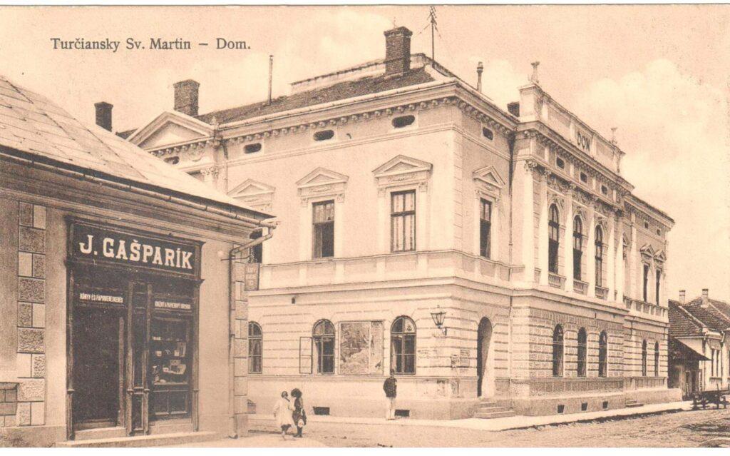 Slovenské komorné divadlo – Národný dom