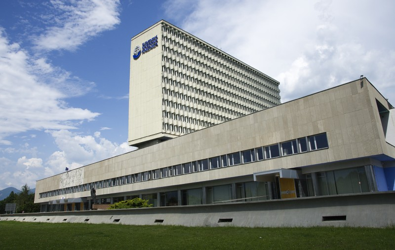 The Slovak National Library