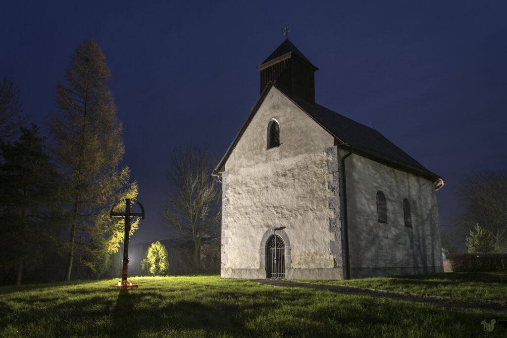 Rímskokatolícky kostol sv. Barbory – Jazernica