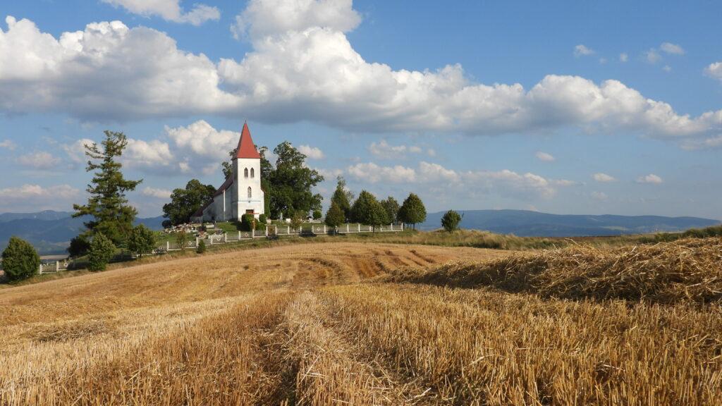 Rímskokatolícky kostol sv. Kozmu a Damiána – Abramová
