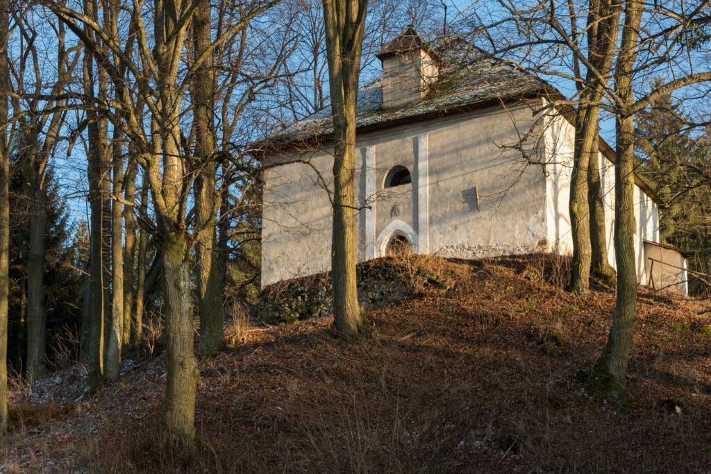 Rímskokatolícky Kostol sv. Ondreja – Sebeslavce