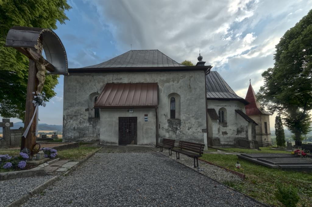 Rímskokatolícky kostol Narodenia Panny Márie – Socovce